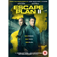 Produktbilde for Escape Plan 2 (UK-import) (DVD)
