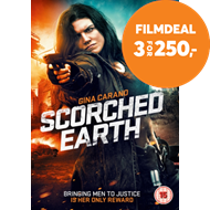 Produktbilde for Scorched Earth (UK-import) (DVD)