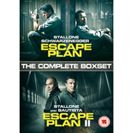 Produktbilde for Escape Plan: The Complete Collection (UK-import) (DVD)