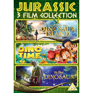 Jurassic: 3 Film Collection (UK-import) (DVD)