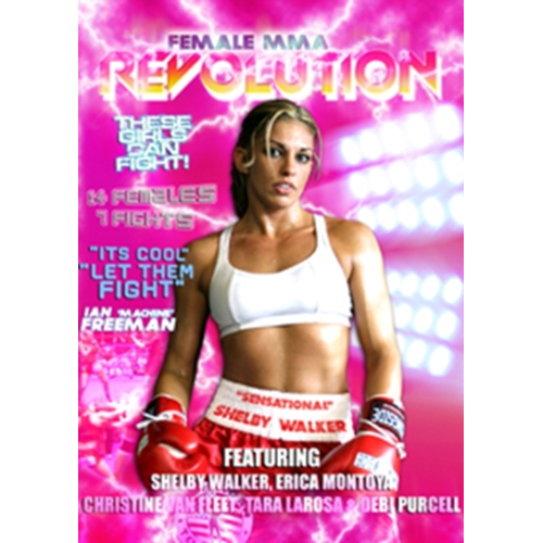 Female MMA: Revolution - These Girls Can Fight (UK-import) (DVD)