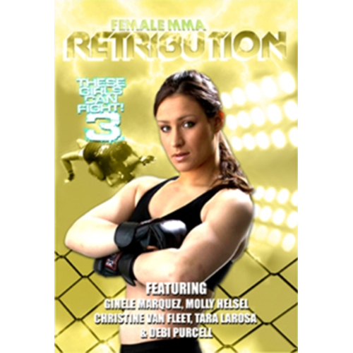 Female MMA: Retribution - These Girls Can Fight 3 (UK-import) (DVD)