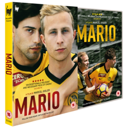 Mario (UK-import) (DVD)