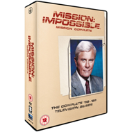 Mission Impossible: Mission Complete (UK-import) (DVD)