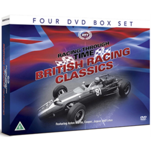 Racing Through Time: British Classics (UK-import) (DVD)