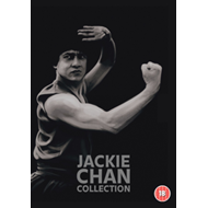 Jackie Chan Collection (UK-import) (DVD)