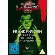 Produktbilde for Classic Horror: Volume 2 (UK-import) (DVD)