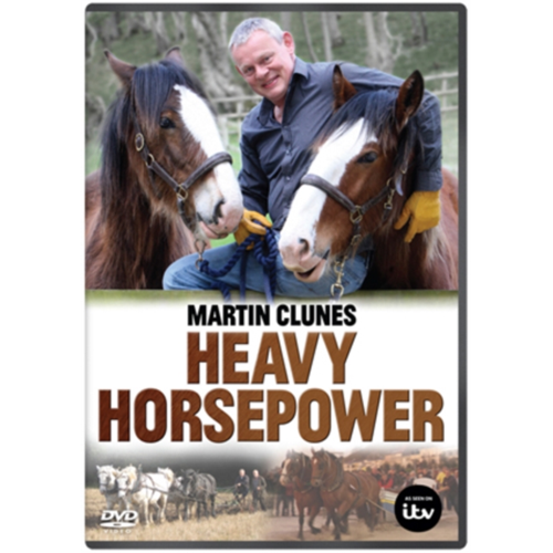 Martin Clunes: Heavy Horsepower (UK-import) (DVD)
