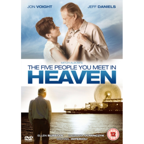 The Five People You Meet In Heaven (UK-import) (DVD)