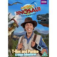 Andy's Dinosaur Adventures: T-Rex And Pumice And Other Stories (UK-import) (DVD)