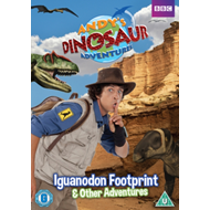 Andy's Dinosaur Adventures: Iguanadon Footprint (UK-import) (DVD)