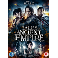 Produktbilde for Tales Of An Ancient Empire (UK-import) (DVD)