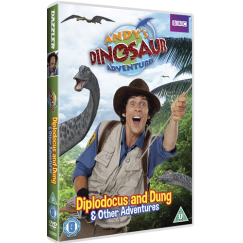Andy's Dinosaur Adventures: Diplodocus And Dung (UK-import) (DVD)
