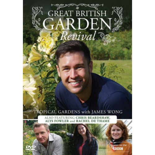 Great British Garden Revival: Tropical Gardens With James Wong (UK-import) (DVD)