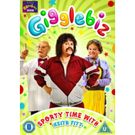 Gigglebiz: Sporty Time With Keith Fitt (UK-import) (DVD)