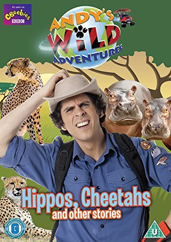 Andy's Wild Adventures: Hippos, Cheetahs And Other Stories (UK-import) (DVD)