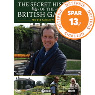 Monty Don: The Secret History Of The British Garden (UK-import) (DVD)