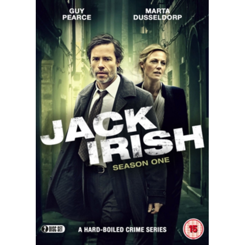 Jack Irish: Season 1 (UK-import) (DVD)