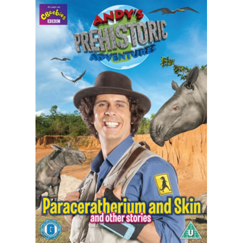 Andy's Prehistoric Adventures: Paraceratherium And Skin And... (UK-import) (DVD)