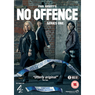 Produktbilde for No Offence: Series 1 (UK-import) (DVD)