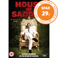 Produktbilde for House Of Saddam (UK-import) (DVD)