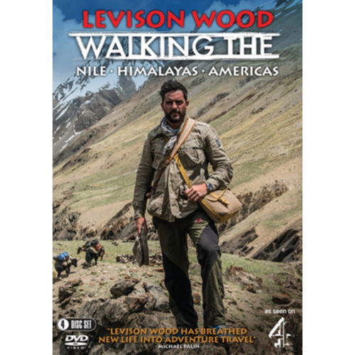 Levison Wood: Walking The Nile/Himalayas/Americas (UK-import) (DVD)