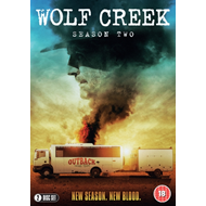 Wolf Creek: The Complete Second Series (UK-import) (DVD)