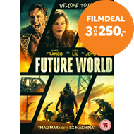 Produktbilde for Future World (UK-import) (DVD)