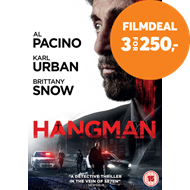 Produktbilde for Hangman (UK-import) (DVD)