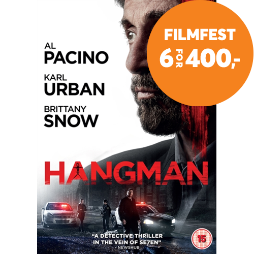 Hangman (UK-import) (DVD)