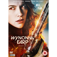 Produktbilde for Wynonna Earp - Sesong 2 (UK-import) (DVD)