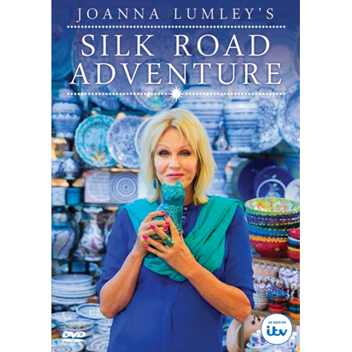 Joanna Lumley's Silk Road Adventure (UK-import) (DVD)