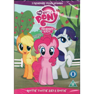 My Little Pony - Friendship Is Magic: Season 1 - Rootin'... (UK-import) (DVD)