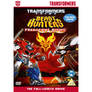 Transformers Prime Beast Hunters - Predacons Rising (UK-import) (DVD)