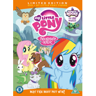 My Little Pony: May The Best Pet Win! (UK-import) (DVD)