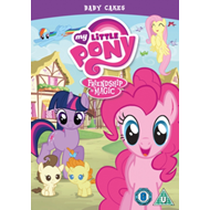 My Little Pony - Friendship Is Magic: Season 2 - Baby Cakes (UK-import) (DVD)