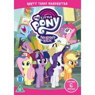 My Little Pony - Friendship Is Magic: Rarity Takes Manehattan (UK-import) (DVD)