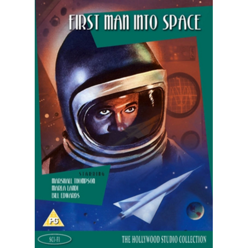 First Man Into Space (UK-import) (DVD)