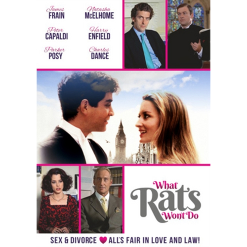 What Rats Won't Do (UK-import) (DVD)
