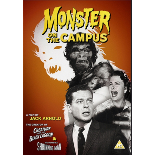 Monster On The Campus (UK-import) (DVD)