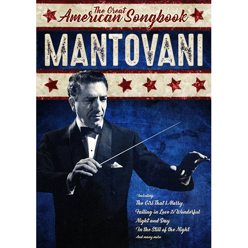 Mantovani: The Great American Songbook (UK-import) (DVD)