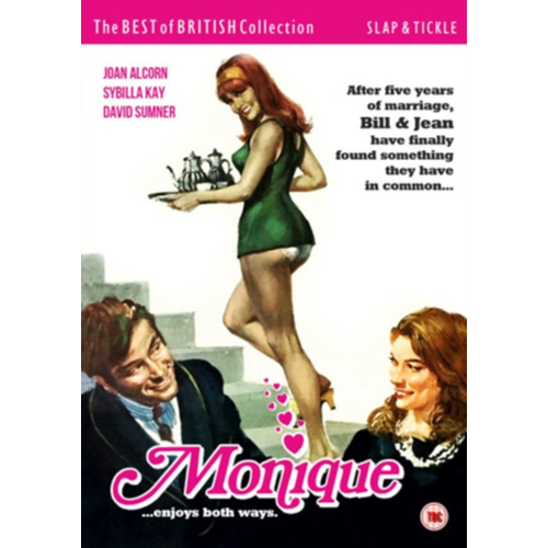 Monique (UK-import) (DVD)
