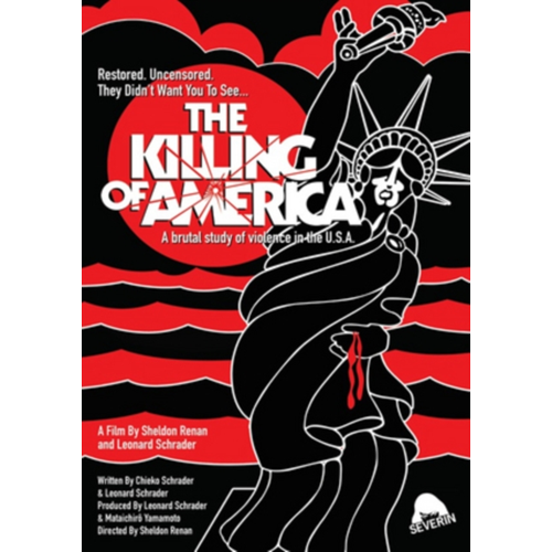 Killing Of America (UK-import) (DVD)