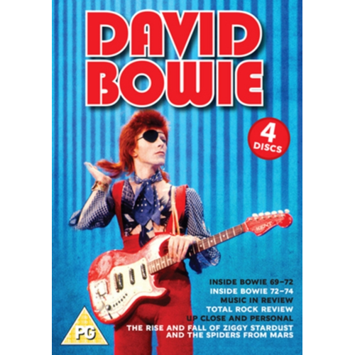 David Bowie: Collection (UK-import) (DVD)