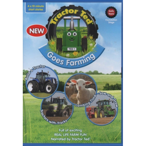 Tractor Ted: Goes Farming (UK-import) (DVD)