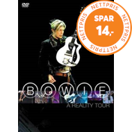 Produktbilde for David Bowie: A Reality Tour (UK-import) (DVD)