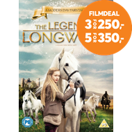 Produktbilde for The Legend Of Longwood (UK-import) (DVD)