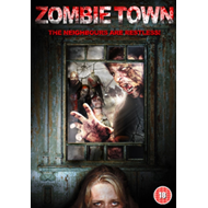 Zombie Town (UK-import) (DVD)
