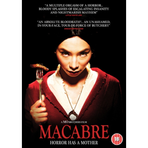 Macabre (UK-import) (DVD)
