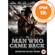 Produktbilde for The Man Who Came Back (UK-import) (DVD)